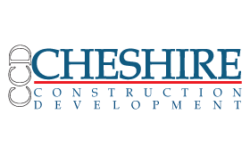 cheshire construction development logo